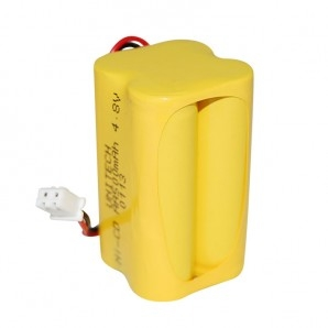 4 8v 500mah Nicad Battery For Led Emergency Exit Signs