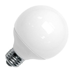 LED 6W LED Dimmable Globe Medium E26 base 30K Soft White