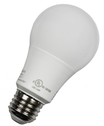 Halco Pro-LED 9 Watt LED A19 5000K Natural White replaces 60 Watt