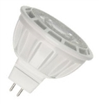 Maxlite 6.5 Watt MR16 35° flood 27K warm white GU5.3 base