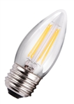 Halco LED 2 Watt (replaces 25W)  Vintage Filament B11
