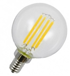 LED 4 Watt Filament G16.5 Globe