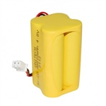 4.8V 500mAh NiCad Battery for LED Emergency Exit Signs