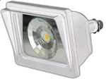 Howard Lighting Small LED floodlight FLL15 White